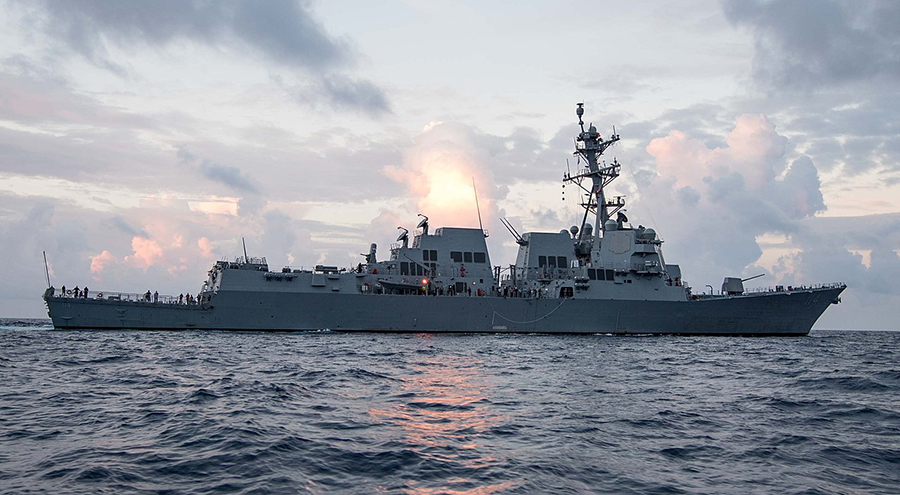 This Thanksgiving and Christmas holiday, the City of Mill Creek would like to connect Mill Creek families with crew members from the USS Ralph Johnson; an Arleigh Burke-class guided-missile destroyer stationed at Naval Station Everett.