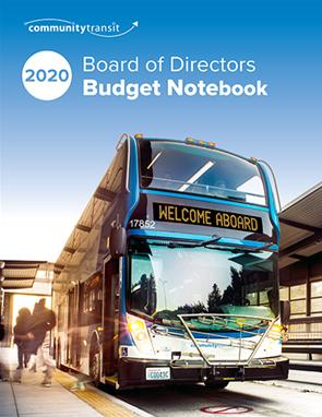 Community Transit's proposed budget would increase service 5 percent in 2020 as the agency continues its expansion of bus service for Snohomish County residents. The agency is seeking public comment on its proposed budget through Friday, November8, 2019.