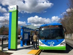 Community Transit's Draft 2019-2024 Transit Development Planprioritizes providing easy access and connectivity to Sound Transit's Link light rail and improving products and services that make travel easy and safe for all. Itis available for public comment through October 31st.
