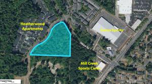 The project to build a new indoor private swim school located on North Creek Drive across from Heatherwood Apartments achieved two major milestones in the past few weeks. The Mill Creek Hearing Examiner approved the development agreement and the city council approved a sight distance easement, which was one of the hearing examiner's conditions of approval.