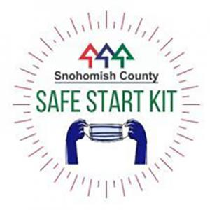 Snohomish County will provide free Safe Start Covid kits to small businesses starting Monday, November 17th. Each Safe Start Kit includes PPE items to enable businesses with fewer than 20 employees to safely stay open.