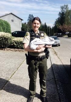 The Snohomish County Sheriff's Office is hosting a Be the Match donor registry event at the Mill Creek south precinct office on Thursday, March 14, 2019, to help Deputy Molly Thunder find a bone marrow donor to help treat her recently diagnosed bone marrow disease.