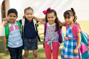Everett Public Schools is offering Transitional Kindergarten for children who are not currently in an early learning program and are scheduled to enter kindergarten in the fall of 2020. The program will focus on basic academic, social and self-help skills to jumpstart students toward success in school.