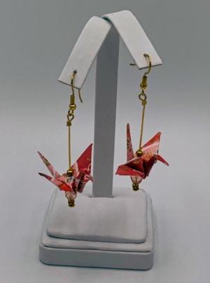 """the Bellevue Arts Museum has joined Casion Jewelry in Bothell and the Schack Art Center in Everett in their fundraising campaign to stop the violence against AAPI. The """"Cranes for Peace"""" campaign will start in May which is Asian American Heritage Month."""
