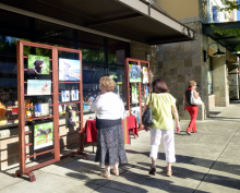 The Mill Creek Town Center Business Association along with the City of Mill Creek's Art & Beautification Board is pleased to sponsor the first 2015 Second Thursday Art Walk on June 11th from 5 pm to 8 pm.