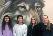 The list of Washington State's 2019 National Merit Scholarship semifinalists was released in September; and Juliana Mothersbaugh, Emilia Peterson, Priyanka Rao, and Ethan Thong from Henry M. Jackson High School were named.