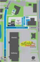 The City of Mill Creek and Mill Creek Festival organizers want everyone to be aware that roads will be closed making traffic and parking difficult this weekend. They would like Mill Creek Festival goers to use the free shuttle or Community Transit's Swift buses to get to the event.