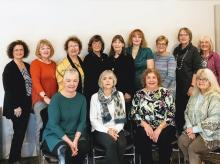 The new Governing Board for the Mill Creek Women's Club has been installed and has already begun working on its fundraising plans and booking entertaining programs for its monthly General Membership Meetings at a new venue, the Hilton Garden Inn at Canyon Park.