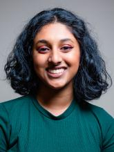 Henry M. Jackson High 11th-grader, Akila Rajan, is one of 24 students selected from across the US for year-long Youth Collaboratory program, where high school students learn about responsible citizenship and owning their civic power.