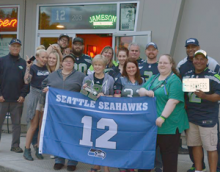 The Bothell-Mill Creek Sea Hawkers Chapter has been building since 2013 and is looking for some new members.