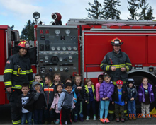 There will be hands-on demonstrations from Everett Fire, Everett Police and Emergency Management at the free Casino Road public safety fair on Saturday, April 23, 2016.