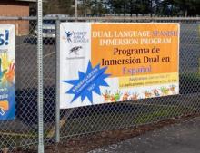 Everett Public Schools is excited to announce a dual-language Spanish immersion program beginning in September 2021. Emerson Elementary School will be implementing this program where families with children entering kindergarten will have the option to choose the dual language strand.