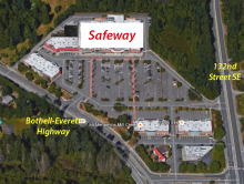 After months of rumors, on Friday, June 19th, Safeway corporate executives told store employees that the Gateway Plaza Safeway was closing because the store's profitability was too low.