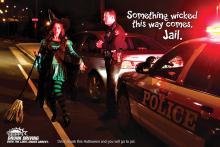 The Snohomish County DUI and Target Zero Task Force will be conducting DUI emphasis patrols Saturday October 27th, 2018, from 7:00 pmthrough 3:00 am.
