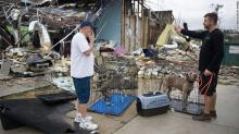 Seattle Humane is prepared to take in more than 50 pets from animal rescue organizations in Florida following Hurricane Michael. Photo credit: CNN.