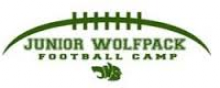 It's time to get your 2nd to 9th grade football players signed up for the Junior Wolfpack Football Camp, which starts on July 19, 2016
