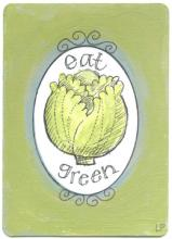 To support you in greening up your diet I created an Eating Green Quick Start Guide for you. The ebook is loaded with information, tips, recipes and resources all geared to support you in eating green.