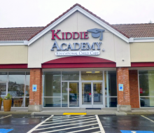 Kiddie Academy of Mill Creek offers educational childcare based on their Life Essentials® educational philosophy to children of the ages of six weeks old to twelve years old. Photo credit: Lesley Van Winkle.