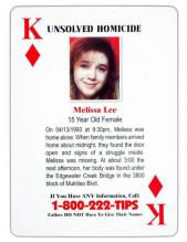 Detectives from the Snohomish County Sheriff's Office Major Crimes Unit arrested a 62 year-old Bothell man for the April 1993 murder of 15 year-old Melissa Lee. Alan Edward Dean was taken into custody without incident at 5:00 pm onTuesday, July 28, 2020, near his Bothell residence.