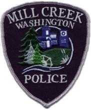 Early on Friday morning, September 17th, a male was apparently accidentally shot by his son. Mill Creek Police officers arrived within minutes of being dispatched and the victim was transported to hospital with non-life threatening injuries.