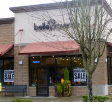After ten years in Mill Creek Town Center Diane and Royal Reinsch, owners of the popular clothing and gift store Belle Provence, have decided not to renew their lease and will be closing their doors at the end of April.