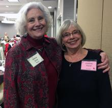 The annual fundraiser/auction held by the Mill Creek Women's Club on November 20, 2019,at the Hilton Garden Inn at Canyon Park was a resounding success! Over 100 members attended. Their generous bidding provided a final tally over $25,000.