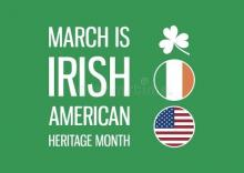 """On Wednesday, March 17, 2021 at 11:00 am the Mill Creek Women's Club will be Lucky enough to have Laura Sparr share """"a bit-o"""" her wealth of knowledge to enlighten us with some Irish Heritage. She'll share anecdotal stories she's uncovered and freely answer questions during our March Zoom Virtual Program."""
