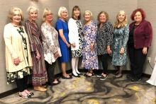 The MCWC met for the first time in over a year on September 15, 2021, at the Hilton Garden Inn. This is our 38th year. The COVID 19 protocol was strictly followed and it was wonderful to see everyone again after so long a period.