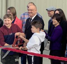The new 18,000 square foot Mukilteo Boys and Girls Club held their grand opening on March 21, 2019. The club moved from an outdated 5,000 square foot facility that had been open in the Old Town area since 1961.
