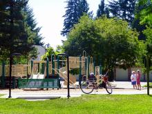 All City of Mill Creek parks and amenities, such as playground equipment, basketball courts, ball fields, restrooms, and the skate park and are now open for public use.  The tennis court at Heron Park is closed until further notice due to construction, but the city's second public tennis court at Highlands Park is now open.