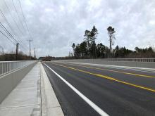 After years of flooding and eight months of construction, the reconstruction on 35th Avenue SE in Mill Creek is complete and the roadway reopened to traffic and pedestrians on Monday, March 11, 2018.