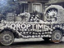 """""""Save the Redwoods"""" was the first project taken on by the Soroptimist Club in 1921.  Photo courtesy of Soroptimist Archives."""