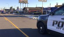 Everett Police Traffic Safety detectives seek the public's help to investigate a fatal collision in Everett that occurred on Tuesday morning, September 21st. A green SUV collided with a white pickup on Rucker Avenue. The driver of the pickup was pronounced deceased at the scene.