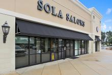 Sola Salon Studios (Sola), the premier location for established salon professionals, is pleased to announce the Grand Opening of a new studio space in Mill Creek, WA, in the Gateway Shopping Plaza.