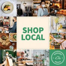 Snohomish County created a website featuring local businesses from across the county. Website visitors can connect to local shops, access some of their favorite destinations online, and even create an itinerary to keep track of places they want to visit and support.