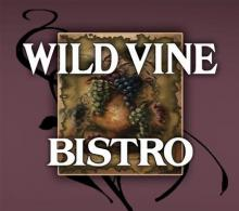 The small neighborhood restaurant, which was enjoyed by the local community, served American and Italian fare and featured live music. Image courtesy of Wild Vine Bistro.